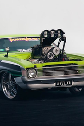 Summernats 2014, Jan 4th - 5th
