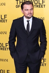 Wolf Of Wall Street UK premiere