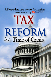 Tax Reform in a Time of Crisis