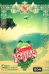 Sumol Nazaré Special Edition 2014 Powered by ZON