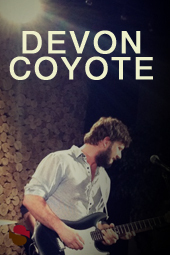 Devon Coyote Live at Streaming Cafe