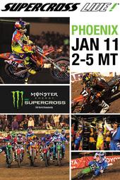Phoenix 1/11/14 - Supercross LIVE!