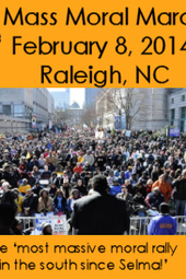 Mass Moral March (Raleigh)