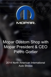 Mopar Custom Shop