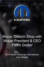 Mopar Custom Shop