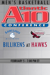 Saint Louis at Saint Joseph's Basketball