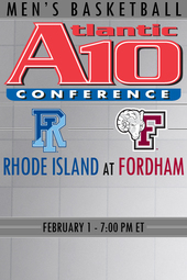 Rhode Island at Fordham Basketball