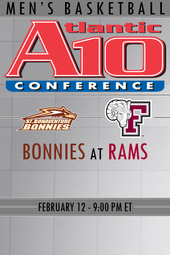 Saint Bonaventure at Fordham Basketball