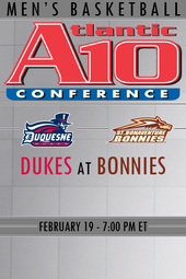 Duquesne at Saint Bonaventure