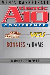 3.8.14 St. Bonaventure at VCU Basketball