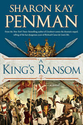 Sharon Kay Penman discusses A KING'S RANSOM