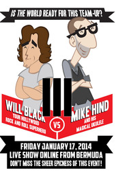 Will Black VS Mike Hind Round III