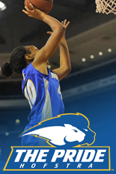 Hofstra Women's Basketball vs. James Madison