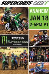 Anaheim - Jan 18, 2014 :: Supercross LIVE!