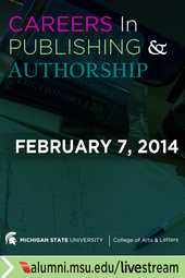 Careers in Publishing and Authorship