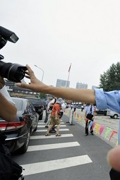 """21JAN2014 """"網上新聞媒體採訪權"""" 記者會"""