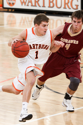 Wartburg Men's Basketball (2013-14)