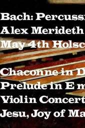 Alex Merideth Student Recital
