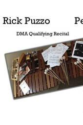 Rick Puzzo DMA Qualifying Recital