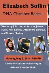 Liz Soflin DMA Chamber Recital