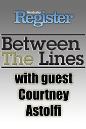 Between the Lines with guest Courtney Astolfi