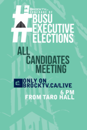 BUSU Elections All Candidates Meeting