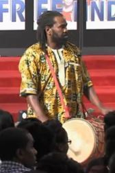 African Sabbath Celebration; 2/1/2014 Black History month service