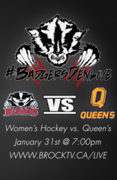 Women's Hockey vs. Queen's