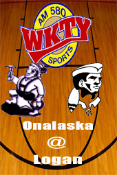 WKTY Onalaska @ Logan Boys Basketball