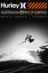 Australian Open of Surfing 2014