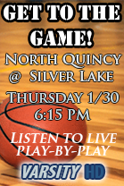 North Quincy @ Silver Lake Hoops
