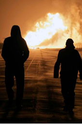 TransCanada officials update pipeline explosion fallout