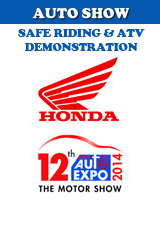 AUTO SHOW - Safe Riding & ATV Demonstration