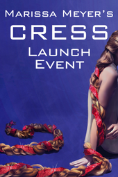CRESS by Marissa Meyer Launch Event