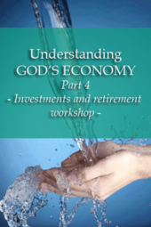 Investments and retirement planning workshop, Jan 29 2014