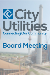 City Utilities Board Meeting