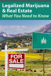 Legalized Marijuana & Real Estate: What You Need to Know