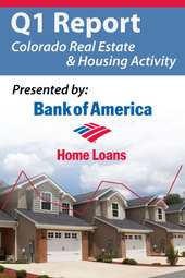 2014 Q1 Report on CO Real Estate & Housing Activity