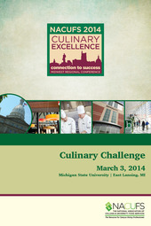 NACUFS Culinary Challenge