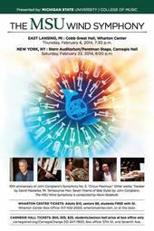 Wind Symphony | 2.6.2014