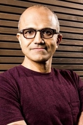 Satya Nadella, Microsoft's new CEO - The Verge Live