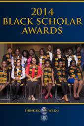Black Scholar Awards 2014