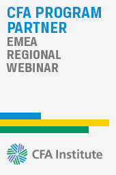 CFA Program Partner EMEA Regional Webinar