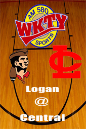 WKTY Logan @ Central Boys Basketball