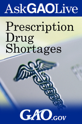 Prescription Drug Shortages