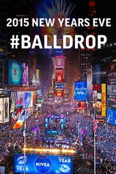 2015 New Year's Eve #BallDrop