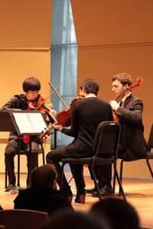String Festival Ensemble Concert