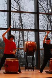 Drums and Gongs: Taiko and Gamelan Class Recital