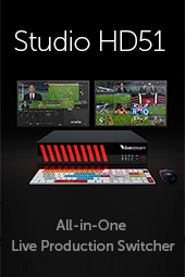 Livestream Studio HD51 Product Launch