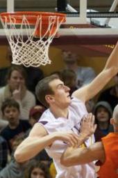 Feb 19, 2014 Men's Basketball vs. Olivet